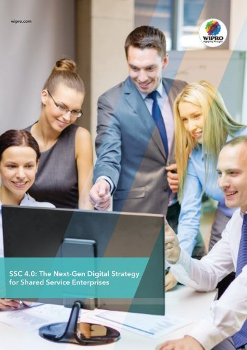 SSC 4.0 The Next-Gen Digital Strategy for Shared Service Enterprises
