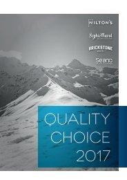Quality Choice 2017