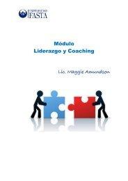FASTA Material lectura Modulo LIDERAZGO Y COACHING