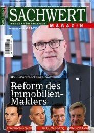 Sonderdruck SW Magazin