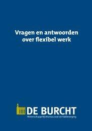 Vragen en antwoorden over flexibel werk