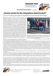 PI - Foerderverein Deutscher Straßenlauf