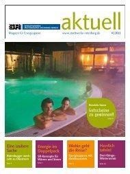 Ausgabe 04/2011 - Stadtwerke Rotenburg