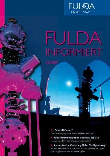 INFORMIERT - in Fulda