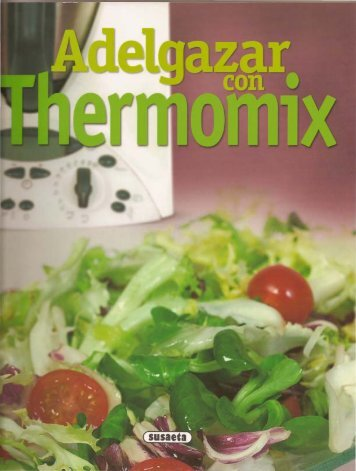 TMX31 - adelgazar con thermomix
