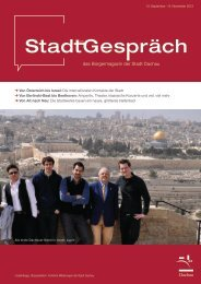 Das Hauptprogramm - Dachau
