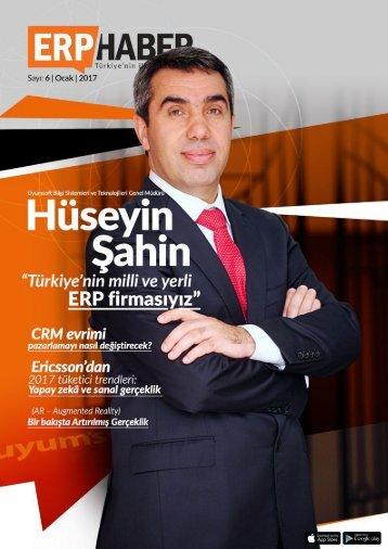 ERP HABER Dergisi Ocak 2017 Sayısı