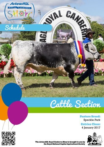 Cattle Section