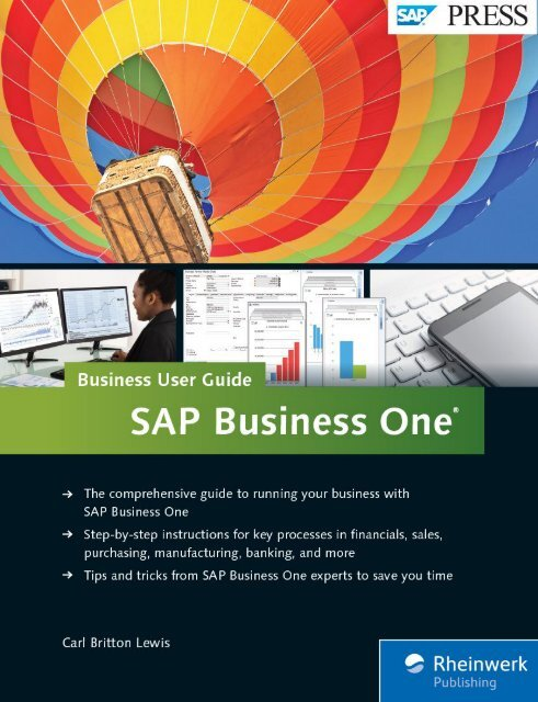 SAP Business One Business User Guide