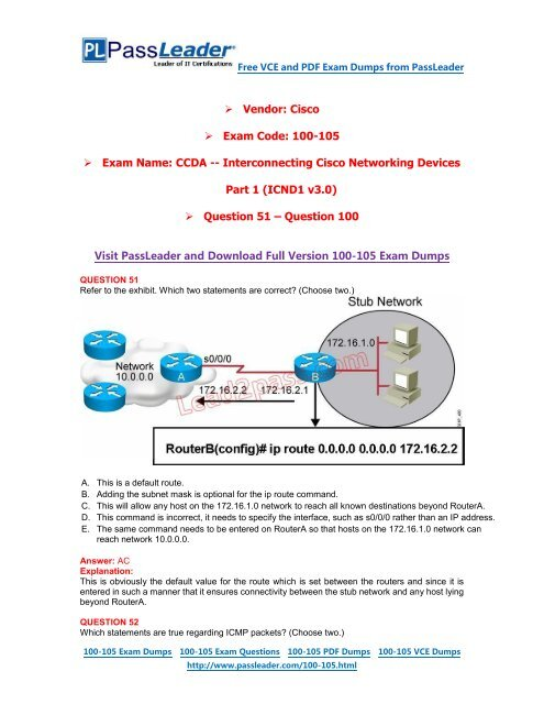 Cisco networking pdf interconnecting devices
