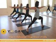Yoga in Melbourne – Yoga School of India