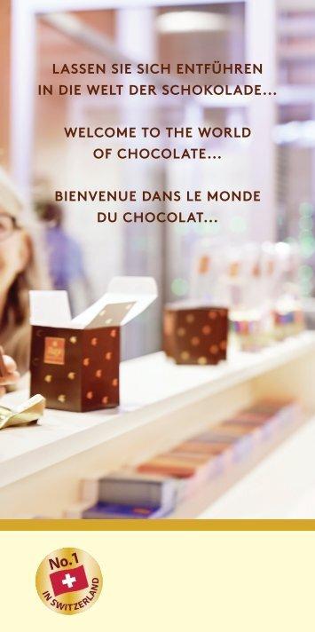 Besucherzentrum Chocolat Frey