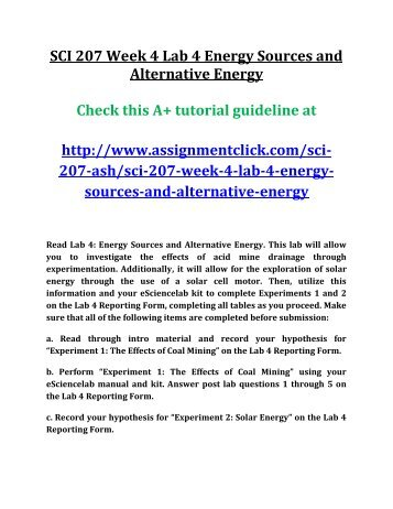 sources of energy questions and answers