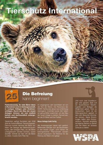 Tierschutz International - WSPA