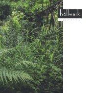 Imagebroschüre   höllwerk Schmuck & Design