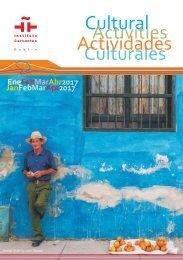 Cultural Activities Actividades Culturales