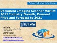Document Imaging Scanner Market