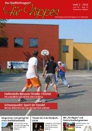 Haltestelle Neusser Straße / Gürtel Schwerpunkt ... - Für Nippes eV