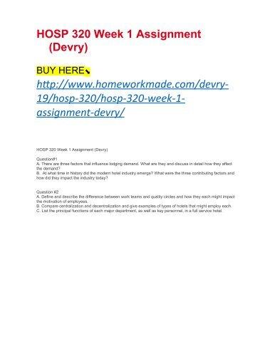 ?DEVRY ACCT 224 Week 4 Homework Assignment