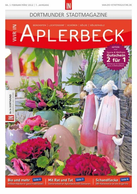 Durchblick! - Dortmunder & Schwerter Stadtmagazine