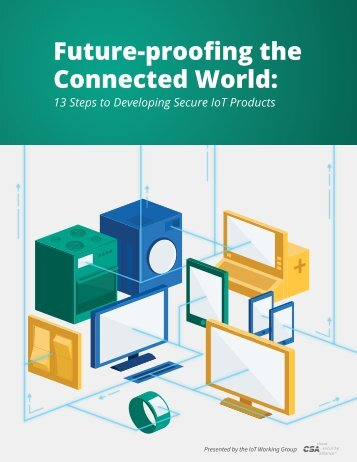 Future-proofing the Connected World