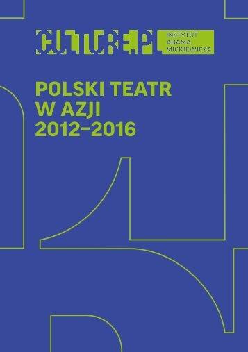 RAPORT ROCZNY teatr PL LINKI pages