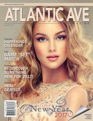Atlantic Ave Magazine - January 2017 Issue