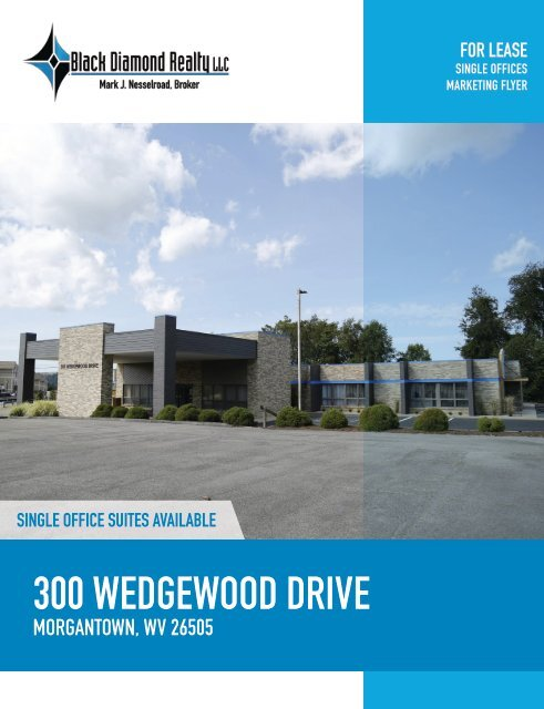 300 Wedgewood Drive - Marketing Flyer