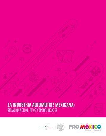 LA INDUSTRIA AUTOMOTRIZ MEXICANA