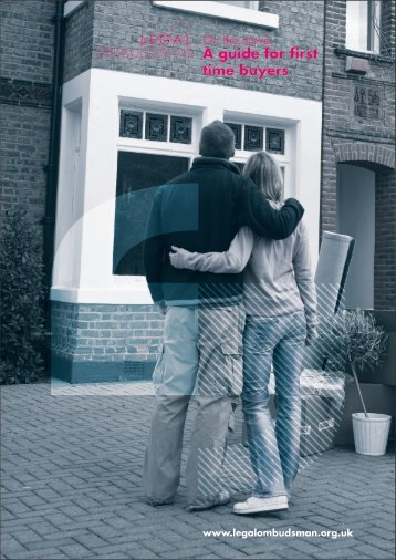 A guide for first time buyers