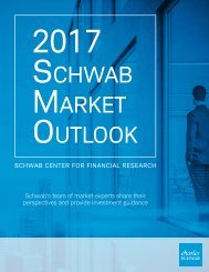 Schwab Market Outlook