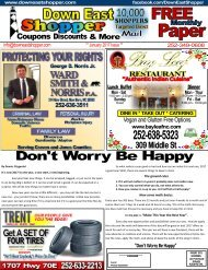 Down East Shopper January Issue