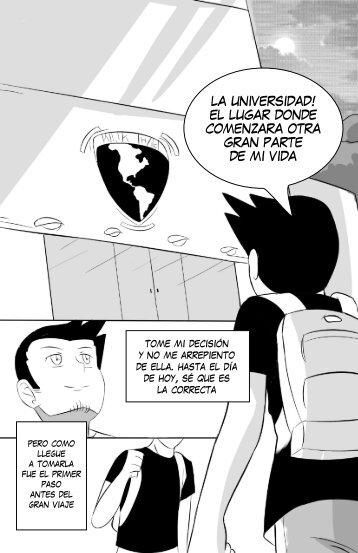 4TRAZOS Comic Prologo 2 COMPLETE