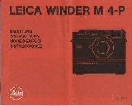 LEI CA w| N D E R M 4 - P - Fotomechanik Reinhardt