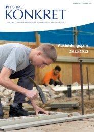 Ausbildungsjahr 2011/2012 - Fachgemeinschaft Bau