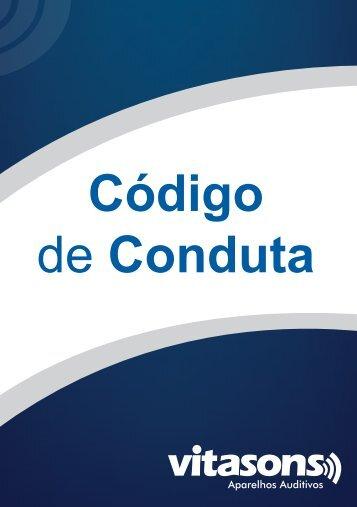 CODIGO DE CONDUTA VITASONS