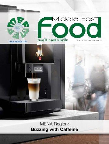 MENA Region Buzzing with Caffeine