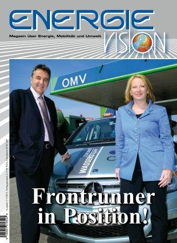 EX1 Magazin ueber Energie, Mobility  und Umwelt