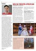 CAROLINE. Das Theatermagazin Januar/Februar 2017 - Page 2