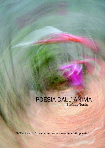 Poesia dall'Anima - Stefano Tosin