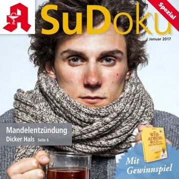 "Leseprobe ""Sudoku-spezial"" Januar 2017"
