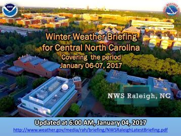 Updated at 6:00 AM January 04 2017