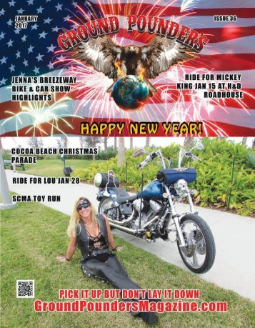 Ground Pounders Magazine January 2017