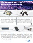 Power Supplies for LED Lighting - Page 3