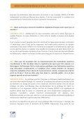 DE LA RESPONSABILITÉ SOCIÉTALE DU SPORT - Page 6