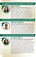 2016-17 WLP Bio Booklet - Meet our 61 Scholars! - Page 4
