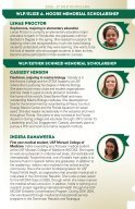 2016-17 WLP Bio Booklet - Meet our 61 Scholars! - Page 7