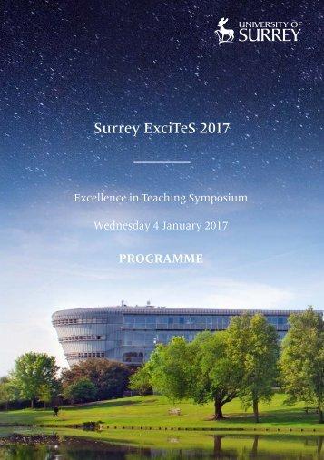Surrey ExciTeS 2017