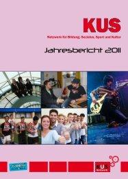 Jahresbericht 2011 - Kultur- und Sportverein der Wiener ...