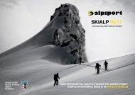 Alpsport - Skialp 2017